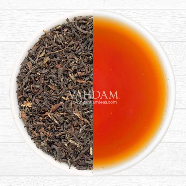 Черный чай Голден Оранж Пеко (Golden Orange Pekoe)