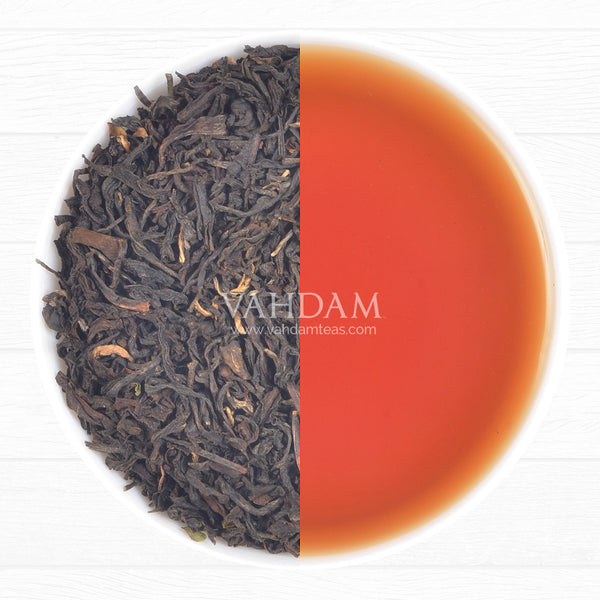 Улун чай Махараджа Эрл Грей (Maharaja Earl Grey Oolong Tea) летний