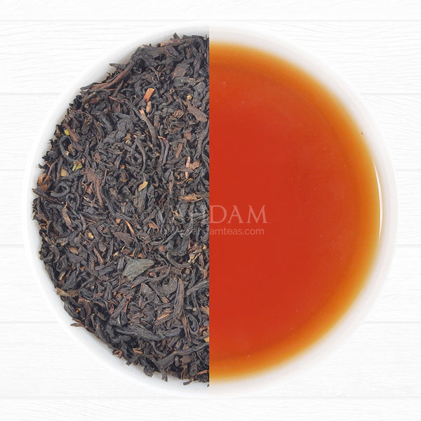 Черный чай Лопчу Голден Оранж Пеко Дарджилинг (Lopchu Golden Orange Pekoe Darjeeling) летний
