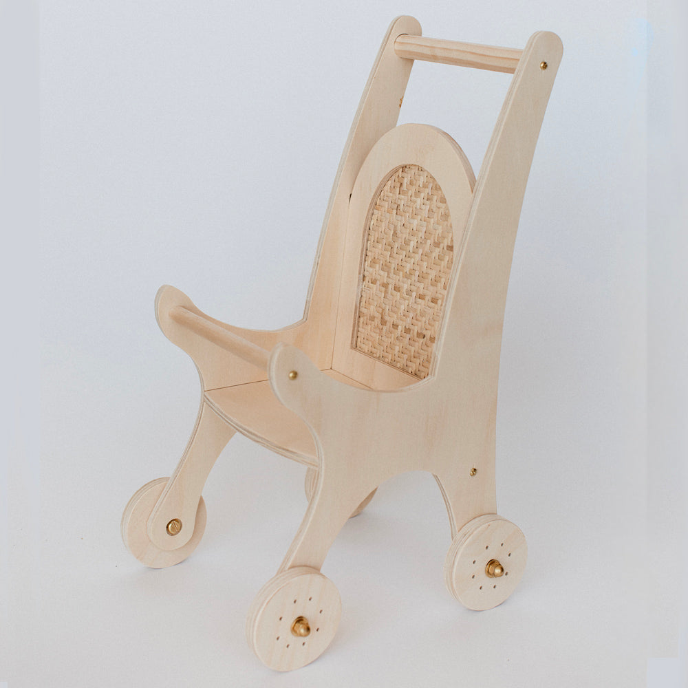 Wholesale Woven Dolly Pram