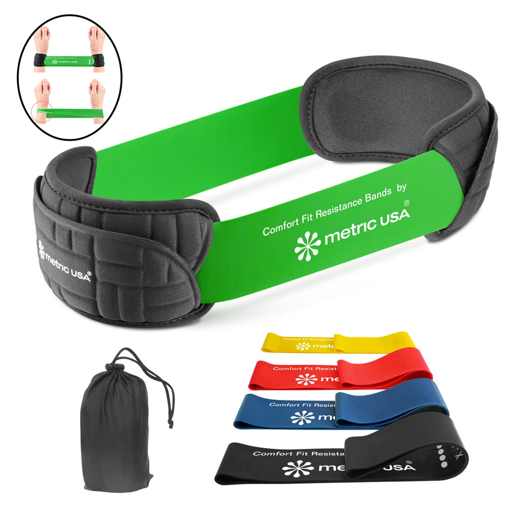 Comfort Pads and Resistance Bands
