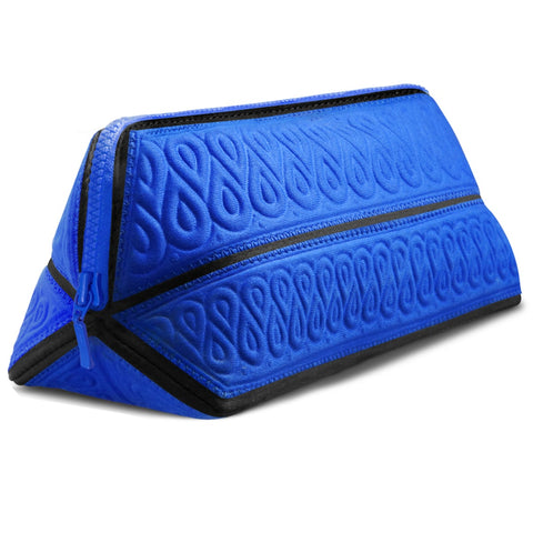 Cosmetic Makeup Bag - Blue
