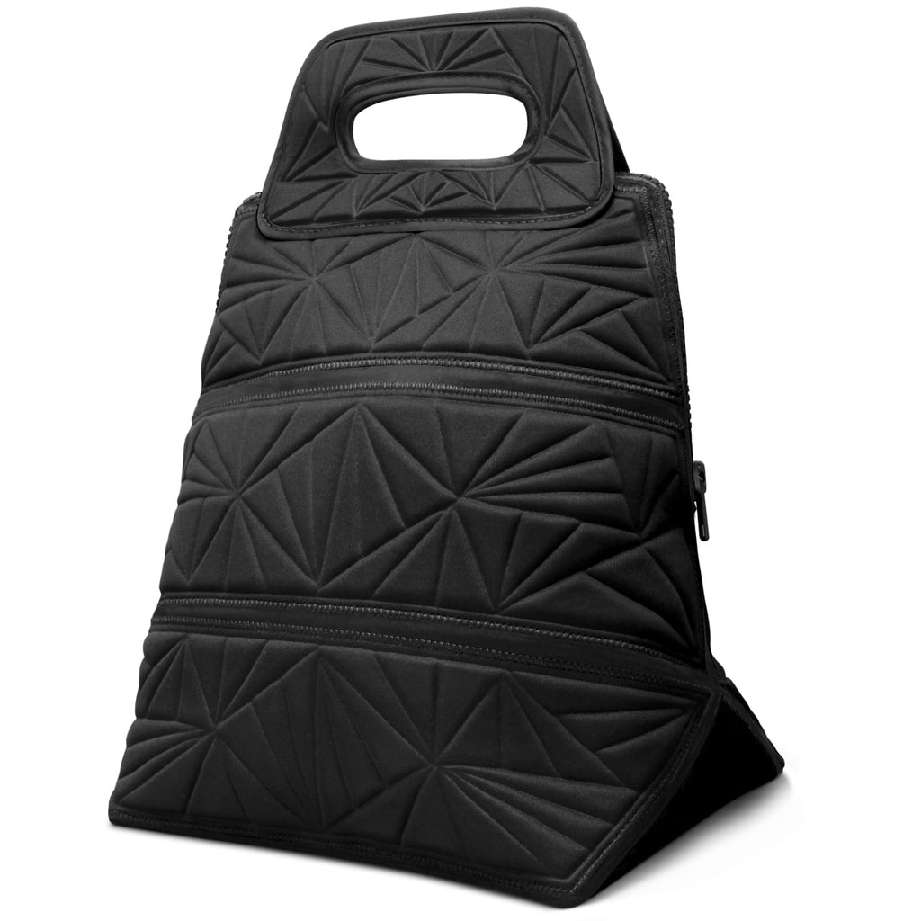 Lunch Tote Bag - Black
