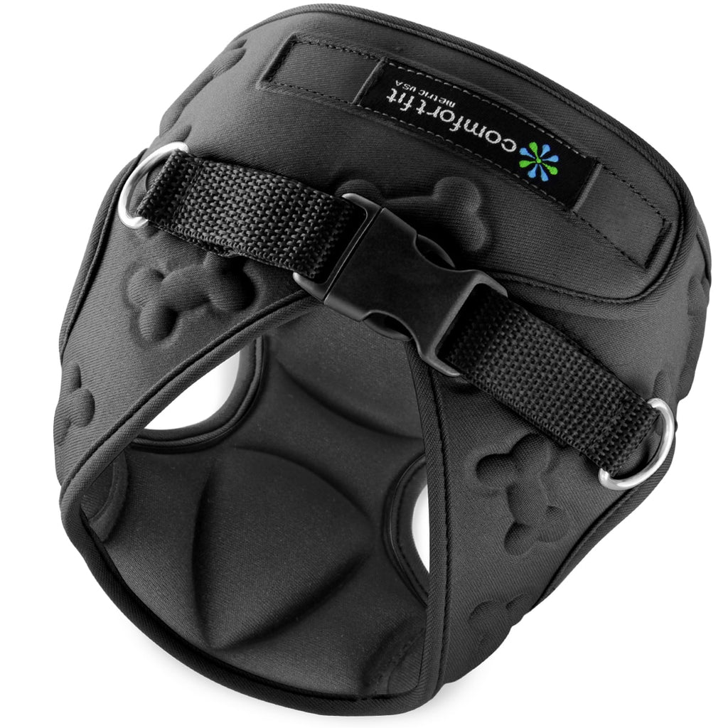 Small Dog Harness - Black