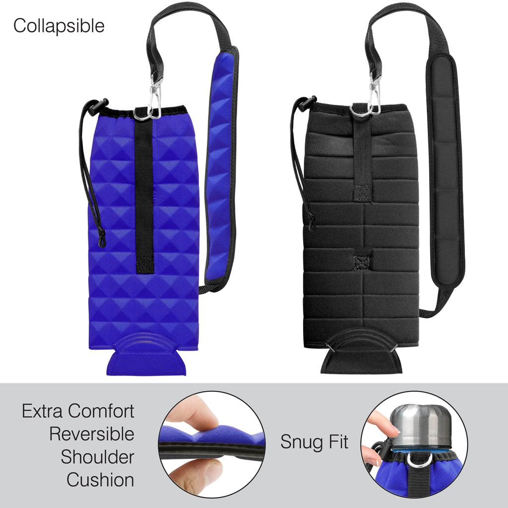 Bottle Holder Carrier - Blue