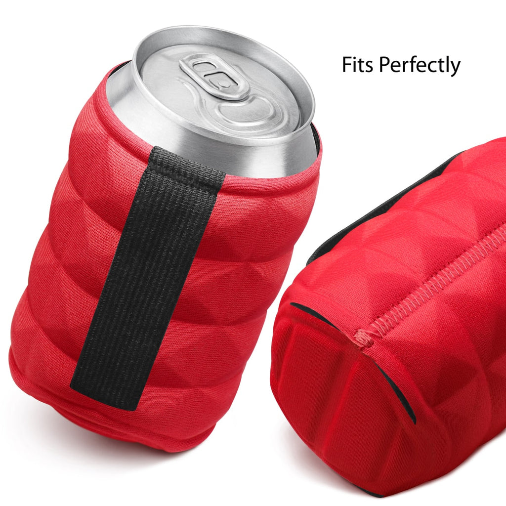 6-Piece Beer Can Sleeves