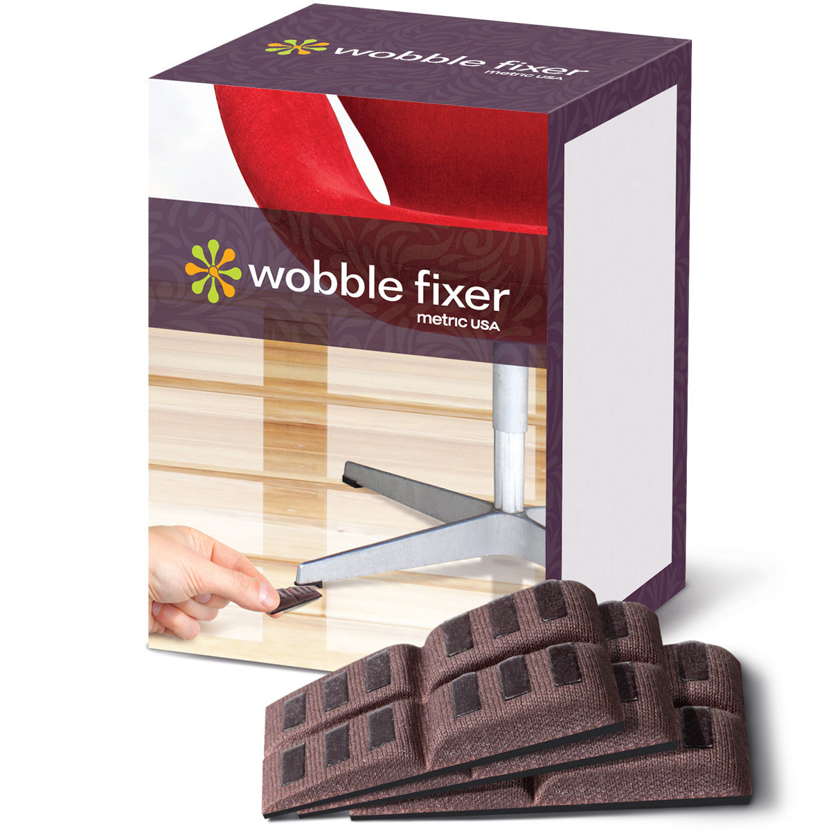 https://shopmetricusa.com/products/table-leg-levelers-by-wobble-fixer-metric-usa