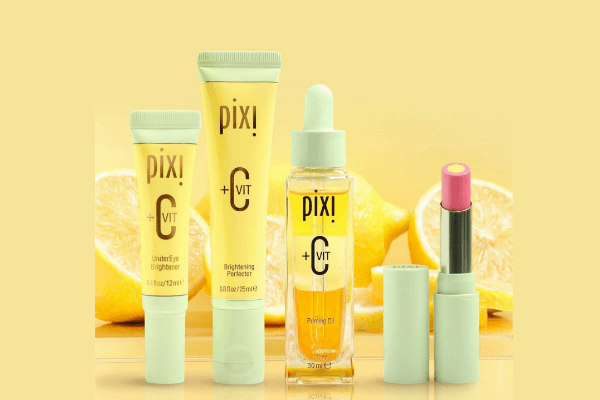 Pixi By Petra Vitamin C Infused Range
