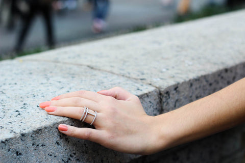 Fashionest Pave Ring