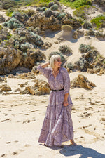 Boho maxi dress - Audrey