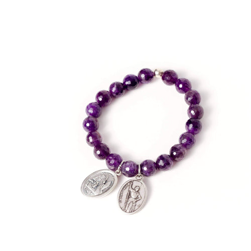 crystal-jewellery-for-gifts BRACELET | AMETHYST