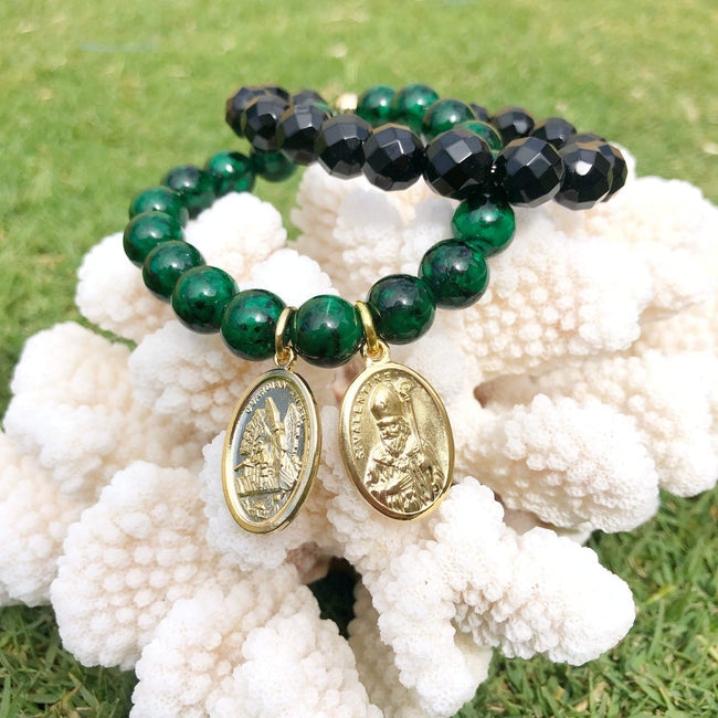crystal-jewellery-for-gifts BRACELET GOLD | GREEN MOUNTAIN JADE LIMITED EDITION