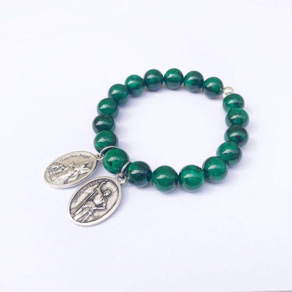 crystal-jewellery-for-gifts BRACELET | GREEN MOUNTAIN JADE LIMITED EDITION