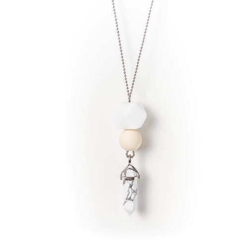 crystal-jewellery-for-gifts CHARITY | HYPEREMESIS GRAVIDARUM NECKLACE GOLD & SILVER