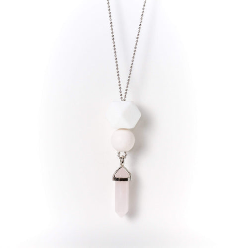 crystal-jewellery-for-gifts CHARITY | SIDS NECKLACE GOLD & SILVER
