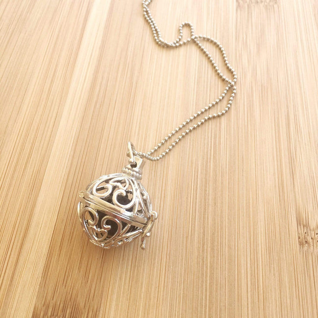 crystal-jewellery-for-gifts LAVA DIFFUSER NECKLACE