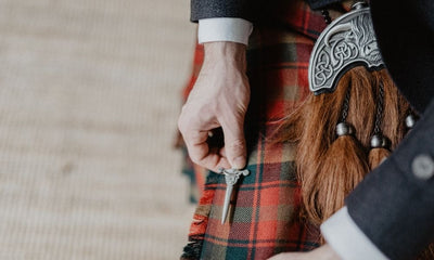 The Essential Kilt Pin