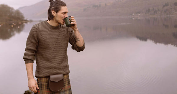 Casual Kilt Wearing