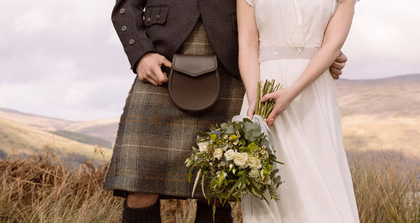 What to Wear to a Scottish Wedding