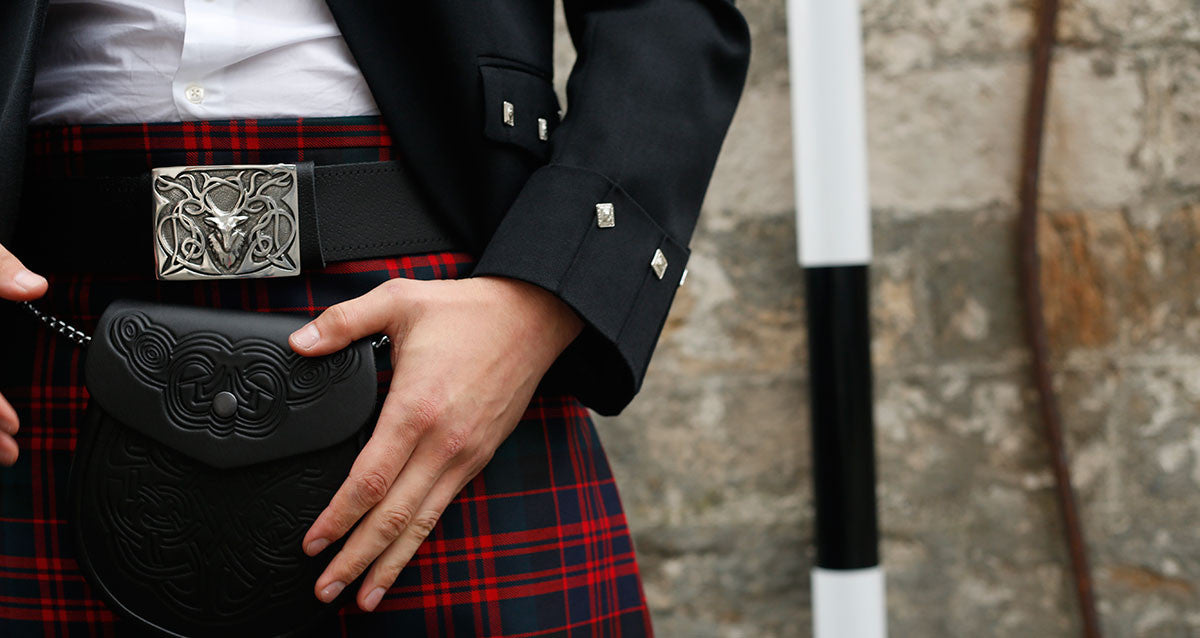 zKilt Society Outfit - Buckles