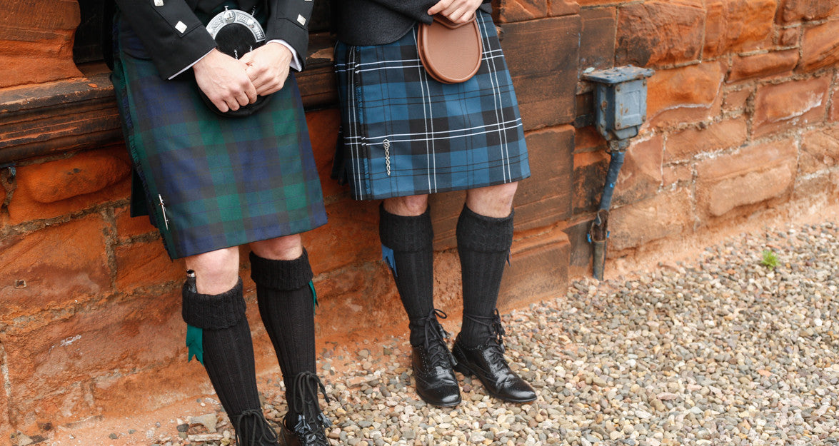 zKilt Society Essentials Outfit - Kilts