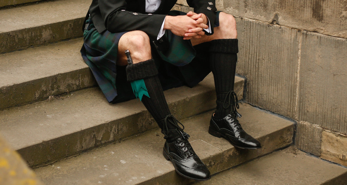zKilt Society Essentials Outfit - Sgian Dubh