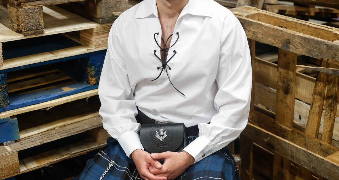 zKilt Society Outfit - Shirt