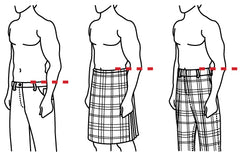 Kilt Height