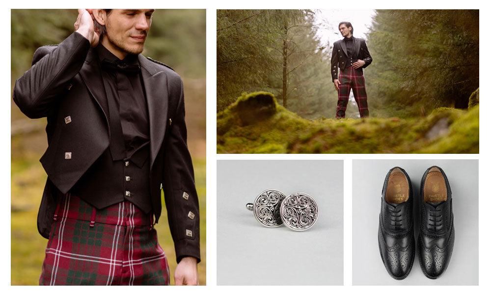Kilt Society™ Crawford Trews Outfit
