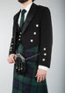 Black Watch Prince Charlie Kilt Outfit