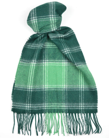 MacDonald Lord of the Isles Modern Tartan Scarf