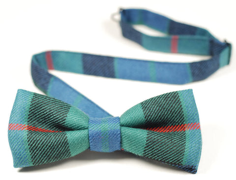 Custom Made Tartan Bow Tie