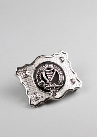 Clan Crest Brooch Buckle