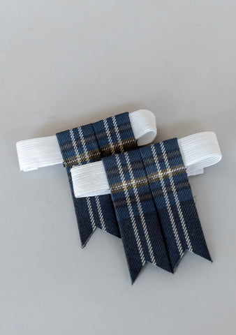 Kids Tartan Flashes
