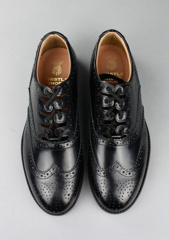 Luxury Ghillie Brogue