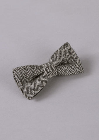 Scottish Made Tweed Bow Tie