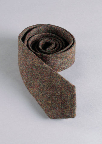 Kids Tweed Neck Tie