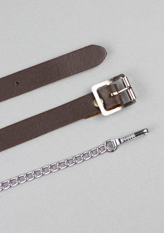 Luxury Sporran Chain Strap