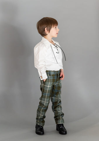 Kids Douglas Weathered Trews Outfit