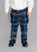 Persevere Moss Navy Kids Trews Outfit