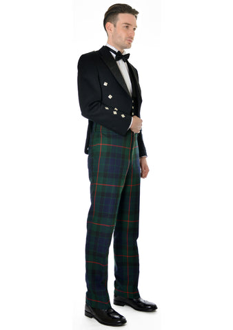 Prince Charlie Trews Outfit