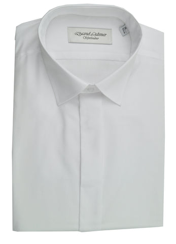 Fly Front Formal Shirt