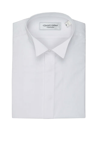 Wing Collar Formal Shirt