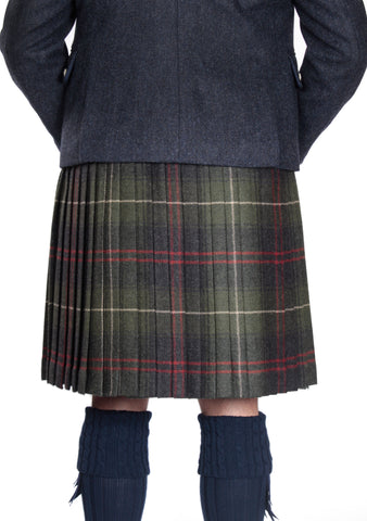 Custom Made Tweed Kilt