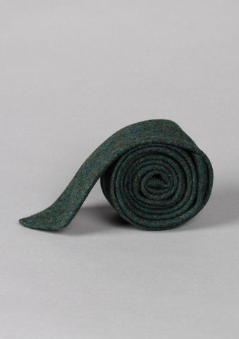 Slim Fit Tweed Neck Tie
