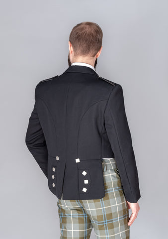 Douglas Weathered Prince Charlie Trews Outfit