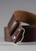 Kids Leather Kilt Belt