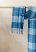 Lambswool Men's Scarf in Musselburgh Tartan