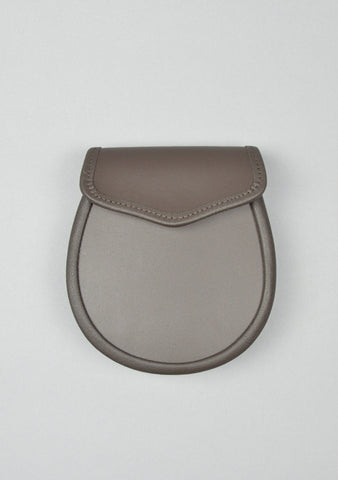 Military Style Leather Sporran
