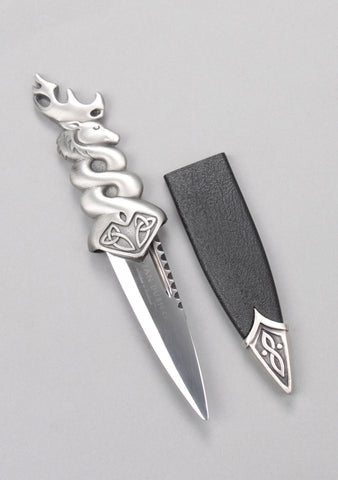 Highland Stag Sgian Dubh